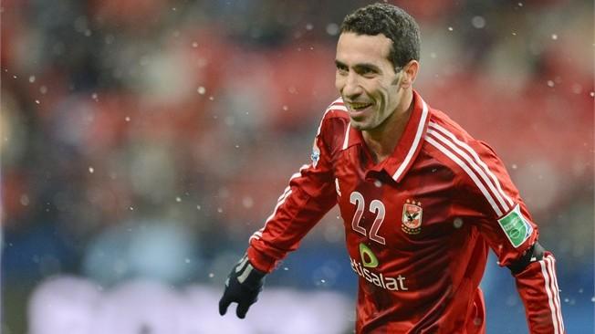 حصل على جائزة أفضل لاعب كرة قدم داخل أفريقيا