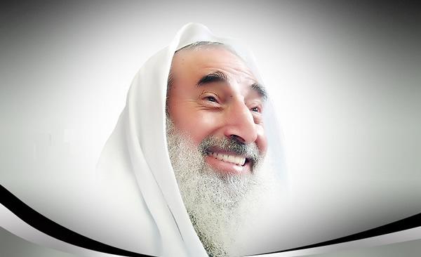 مناضل فلسطيني ضد الاحتلال الصهيوني