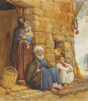 اين ولد الحجاج بن يوسف الثقفي؟