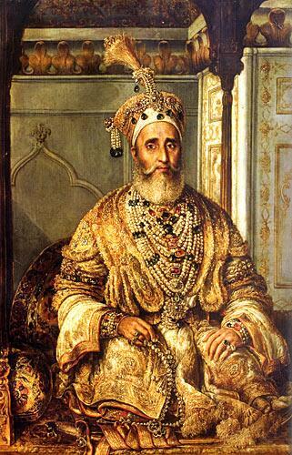 ما هو لقب ملك الهند